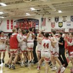 White Hawks Boys Basketball is Conference Champ
