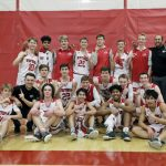 Boys Hoops Hosts Section Playoff Game Tuesday Night