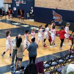 White Hawks Girls Basketball Falls to Cooper in Section Semifinals