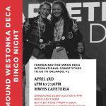 Westonka DECA to Host Bingo Night Fundraiser