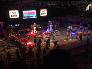 2019 Duluth Northern Lights Robotics Competition