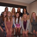 Girls Basketball Team Celebrates Season