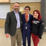 Students Break Records at Speech Sections