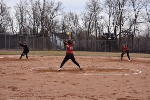 Softball vs. Delano – 4.9.19