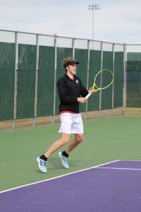 Boys Tennis vs. Buffalo – 4.9.19