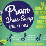 Student Senate Hosts Prom Dress Swap