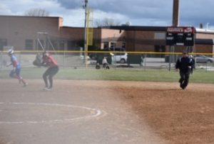 Softball vs. Watertown – 4.18.19