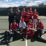 Boys Tennis Places First in Hibbing Tournament