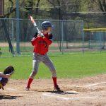 Baseball at Lester Prairie - 5.4.2019