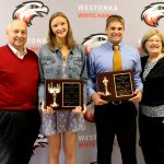 Senior Athletes Recognized at Yost-Haddorff-Leopold Breakfast