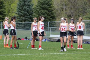 JV Girls Lacrosse vs. Sauk Rapids – 5.13.19