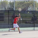 White Hawks Boys Tennis Wraps Up Regular Season