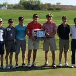 White Hawks Boys Golf Wins Conference Championship
