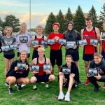 White Hawks Track Scores Record 12 All-Conference Honors
