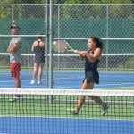 Westonka Girls Tennis Continues Season with Loss to Hutch