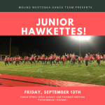 Junior Hawkettes 2019
