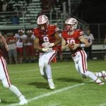 White Hawks Blow Out St. Croix Lutheran 41-0