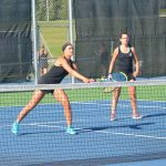Girls Tennis Beats Chaska, Glencoe-Silver Lake; Wins Tournament