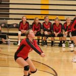 White Hawks Volleyball 1-1 on Week