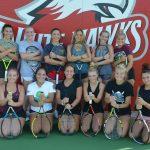 Westonka Girls Tennis Over Half Way Through the Season