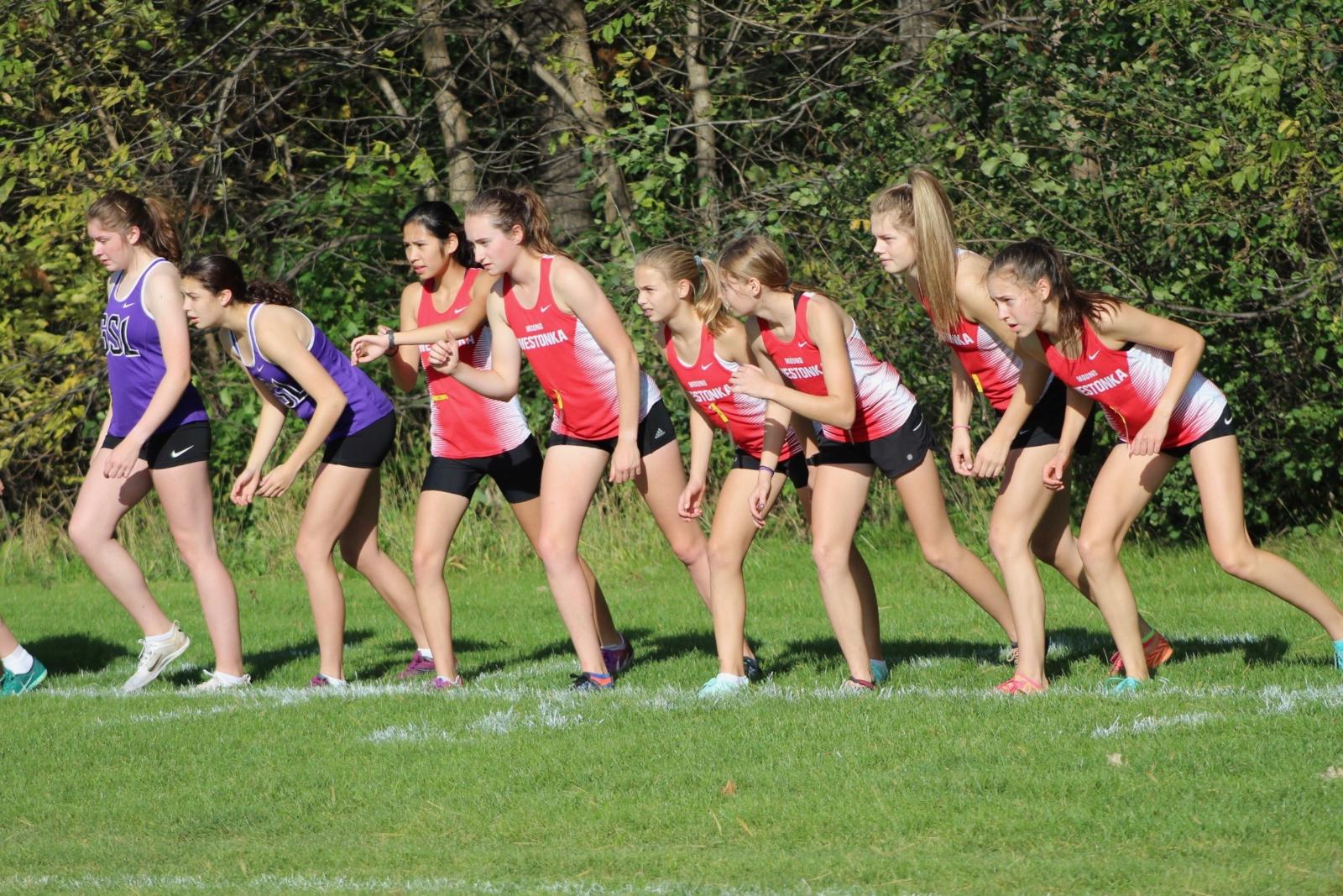 Westonka Girls Win Watertown Cross Country Invitational