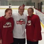 White Hawks Girls Pucksters Start Season