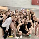 White Hawks Swimmers Advance to State Meet