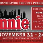 MWHS Theatre Presents 'Annie'