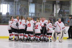 Girls Hockey vs. Holy Angels – 11.24.2019