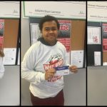 Activities Department Names Students of the Week