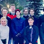 White Hawks Nordic Team Competes in Mesabi East Invite