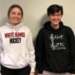Finck, Gormley Named MWHS ExCEL Award Winners