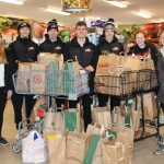 White Hawks 'Hockey Against Hunger' Event Was Great Success