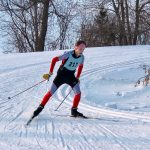 Nordic Team Competes at Elm Creek