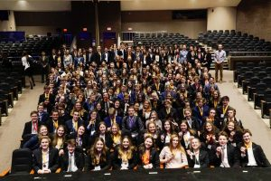 2020 DECA District III Conference