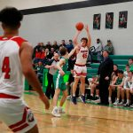 White Hawks Boys Basketball on Top of WCC West