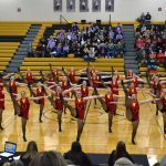 Section 3AA Dance Tournament - 2.1.2020