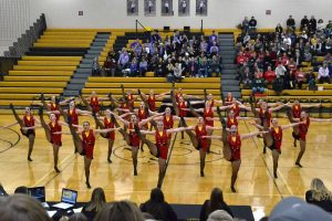 Section 3AA Dance Tournament – 2.1.2020