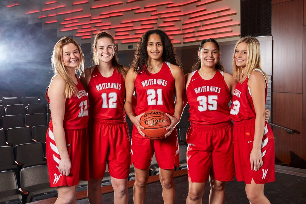 White Hawks seniors 2020