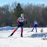 Nemecek Qualifies for State Nordic Ski Meet