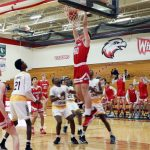 White Hawks Boys Basketball Gets First Section Win Since 2013