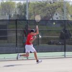 #BeTheLightMN Spotlight on Boys Tennis