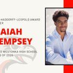 2020 Senior Athletic Awards