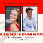 MWHS Honors Outstanding Athletes
