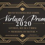 MWHS Student Senate to Host Virtual Prom