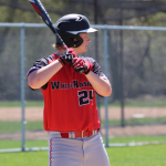 White Hawks Baseball Senior Salute – Cam Baklund