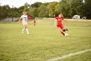 White Hawks Girls JV Soccer vs. Rockford – 8.31.20
