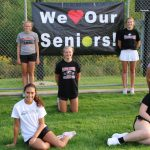 Westonka Girls Tennis Beats New Prague