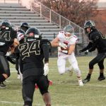 White Hawks Fall to the #4 Ranked Fridley Tigers