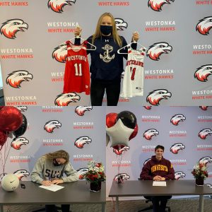 MWHS Early Signing Day – 11.11.20